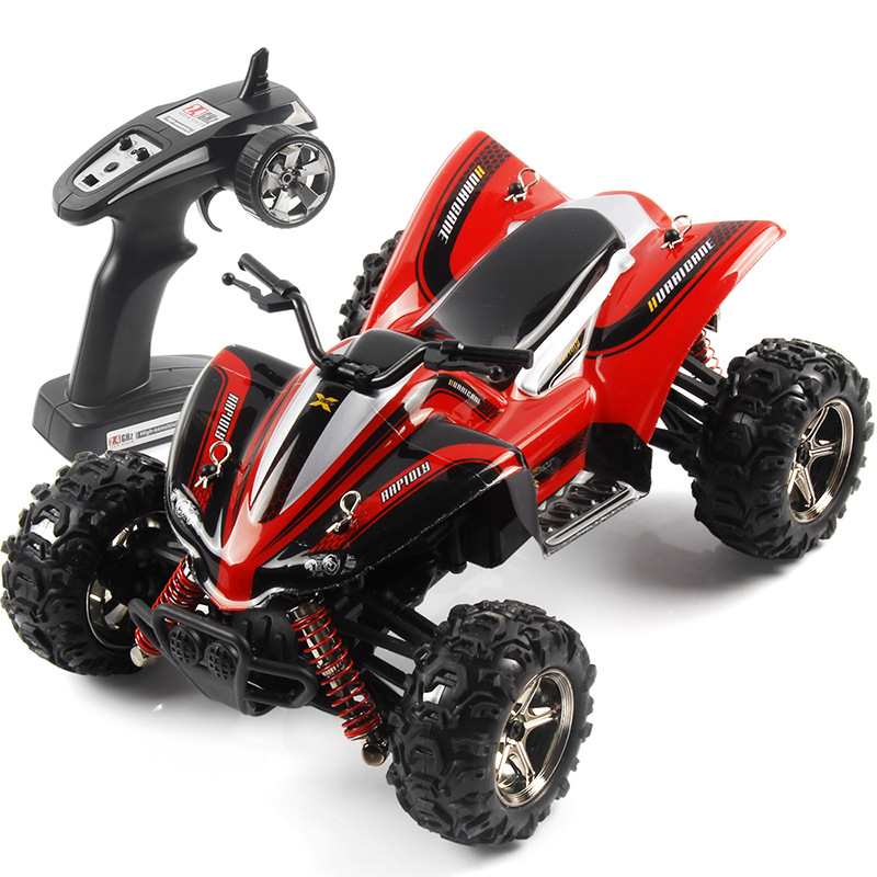 buy 2 4g remote control 4wd rc motorcycle. Black Bedroom Furniture Sets. Home Design Ideas