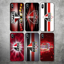 Yinuoda Sao Paulo Futebol Clube Phone Case Picture For Bruno Alves Silicon Soft TPU Cover iPhone X XR XS MAX 7 8 7plus 6 6S