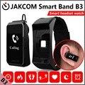 Jakcom b3 smart watch novo produto de acessórios como caso de para fone de ouvido fone de ouvido de prata banhado a cabo do fone de ouvido de espuma