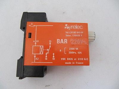 Syrelec VDE0435 VDE0110 GR C