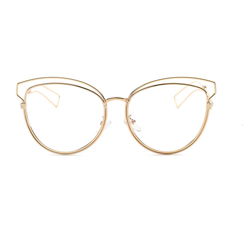 a257369675d 2019 WJ121 Cat Eye Eye Vintage Glasses Frame Women Clear Frame ...