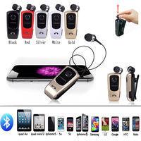 FineBlue F920 Wireless Auriculares Driver Bluetooth Headset Calls Remind Vibration Wear Clip Sports Running Earphone For
