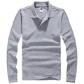 2016 Men Polo Hombre Shirt Mens Fashion Collar shirts Long Sleeve Casual Camisetas Masculinas Plus Size S-XXXL Polos Sweatshirt