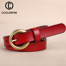 Fashion Women Belt Solid Round Shape Buckle Waist Belt Casual Leather Belts for Women Strap Brand Classic Belt Waistband LB074 все цены