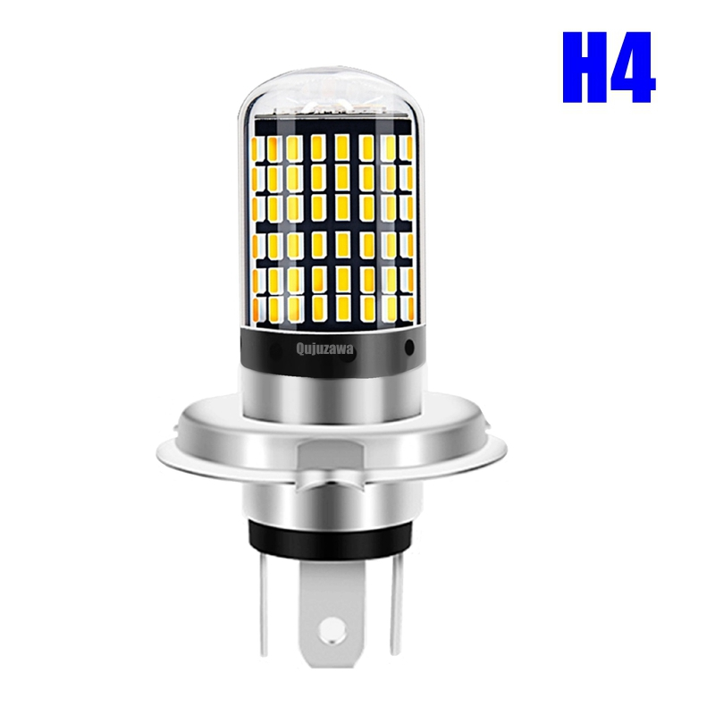 HTB1La5dbLWG3KVjSZPcq6zkbXXa3 - H4 H6 LED Motorcycle Headlight Bulb High Quality 144 LED BA20D Hi/Lo Lamp 9V - 80V Scooter ATV Light For YAMAHA KTM Honda Suzuki