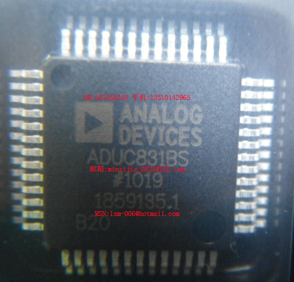 5pcs/lot ADUC816BS  ADUC816BSZ TQFP-52 new original 5pcs lot tda8954th tda8954 new original