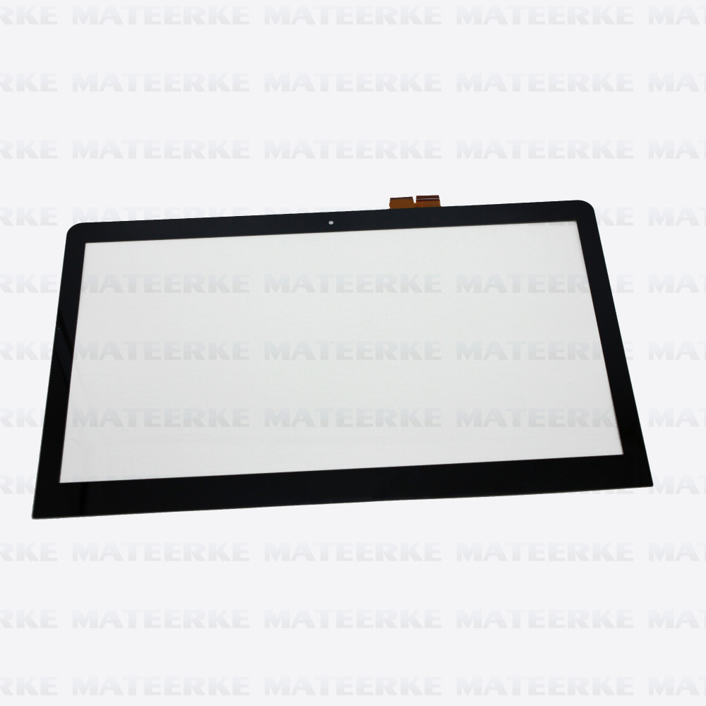 NEW 14.0 For Sony Vaio SVF14A  SVF14A16CXS Touch Screen Digitizer Glass Lens Repairing Part 11 6 touch screen digitizer glass panel replacement repairing parts for sony vaio pro 11 svp112 series svp121m2eb svp11215pxb