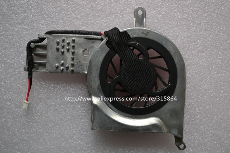 New Laptop CPU Cooling Fan for HP Pavilion TX1000 TX2000 TX2500 TX2 <font><b>Tx1200</b></font> Tx1300 Tx1400 441137-001 KDB04205HC-6D33 image