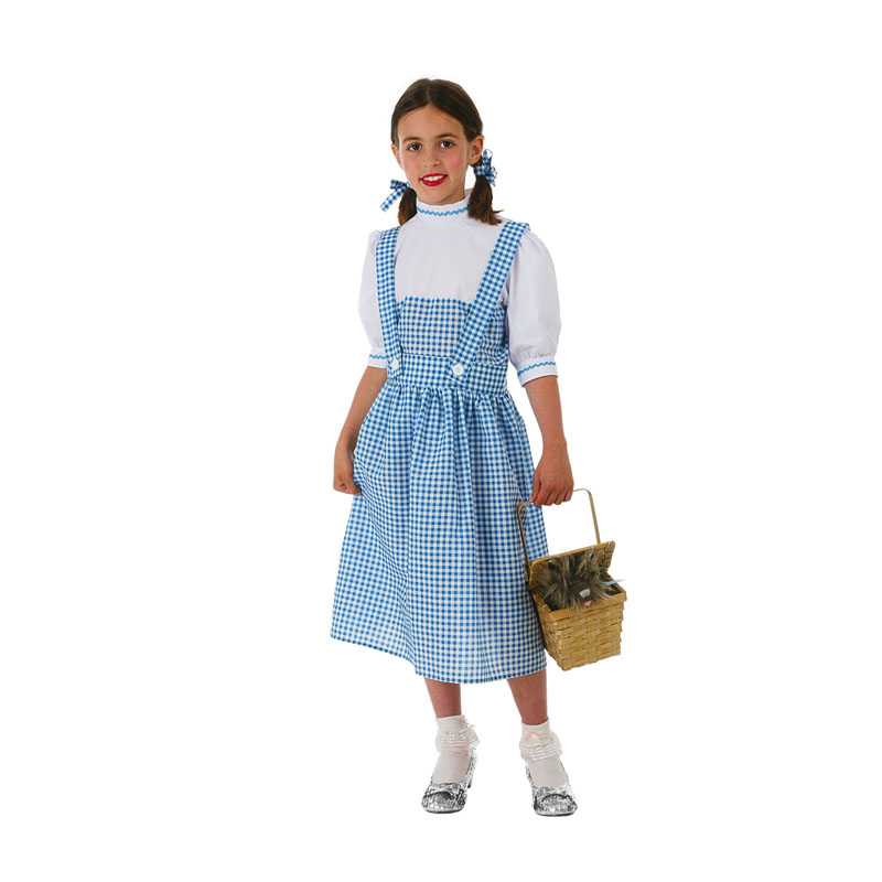 bayi hot dorothy halloween costume adult and children cosplay costume for carnival party top quality - Dorothy Halloween Costume Women