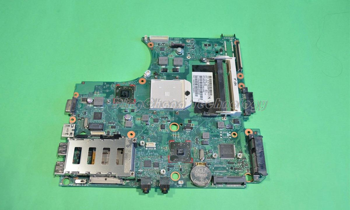 Подробнее о For hp Probook 4515S 585218-001 Original laptop Motherboard for AMD cpu with integrated graphics card 100% fully tested original 686036 001 for hp probook 6470p motherboard 686040 001 hm76 integrated 100