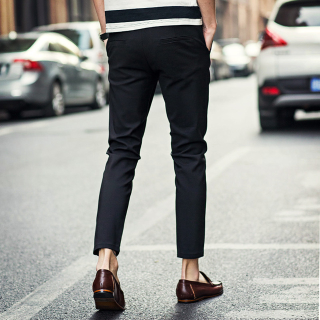 British Style Gentleman Trousers  4