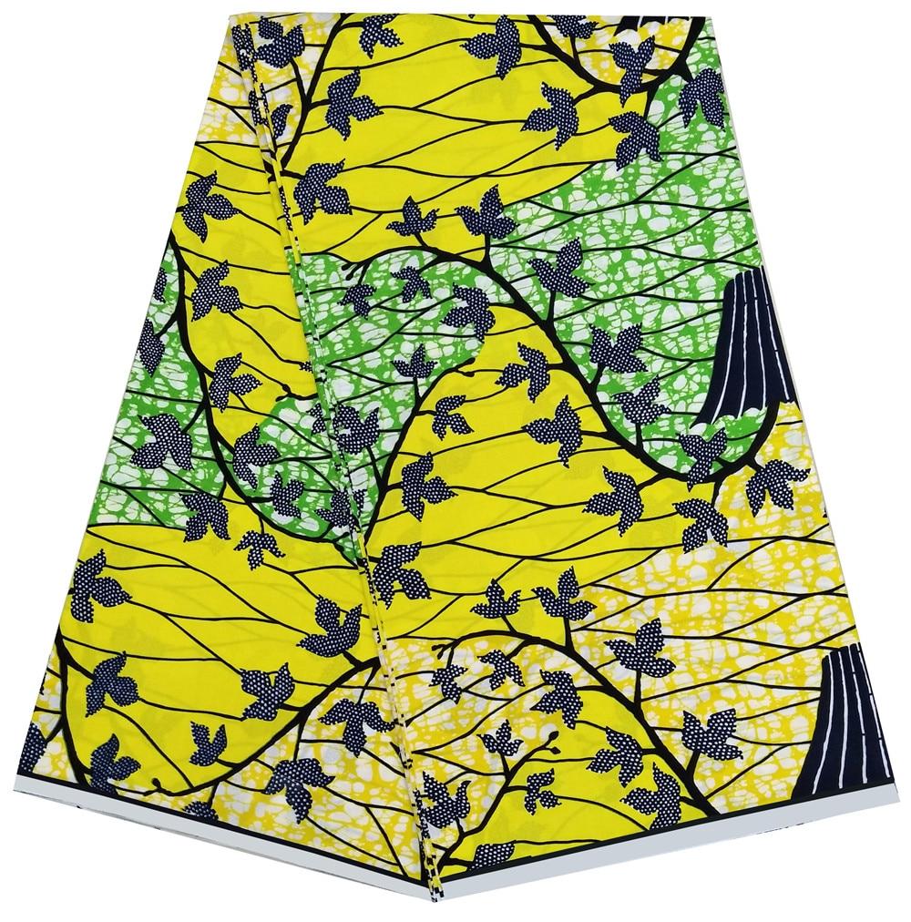 Dutch ankara wax African Wax print fabric african 100% pure cotton