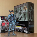 15 cm METAL GEAR SOLID 2: SONS OF LIBERTY Figma 243 Cobra PVC Action Figure Collectible Modelo Toy