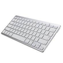 Ultra-Slim Bluetooth wireless keyboard for iPhone 11 Pro for iPad Android Tablet PC Phone and other Bluetooth enabled devices