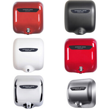 TINTON LIFE 6 Colors Stainless Steel 1800 Watts High Speed Automatic Hand Dryer Durable