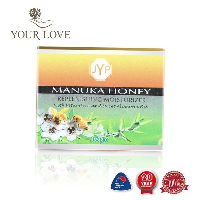 2PCS Original NewZealand JYP Manukau Honey Replenishing Cream Moisturizer Rejuvenating nourishing cream Hydrating for dry skin