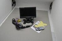 Fochutech HD 7 800x480 LCD Car Rear View Screen Monitor Parking DVD GPS TV Media Displayer