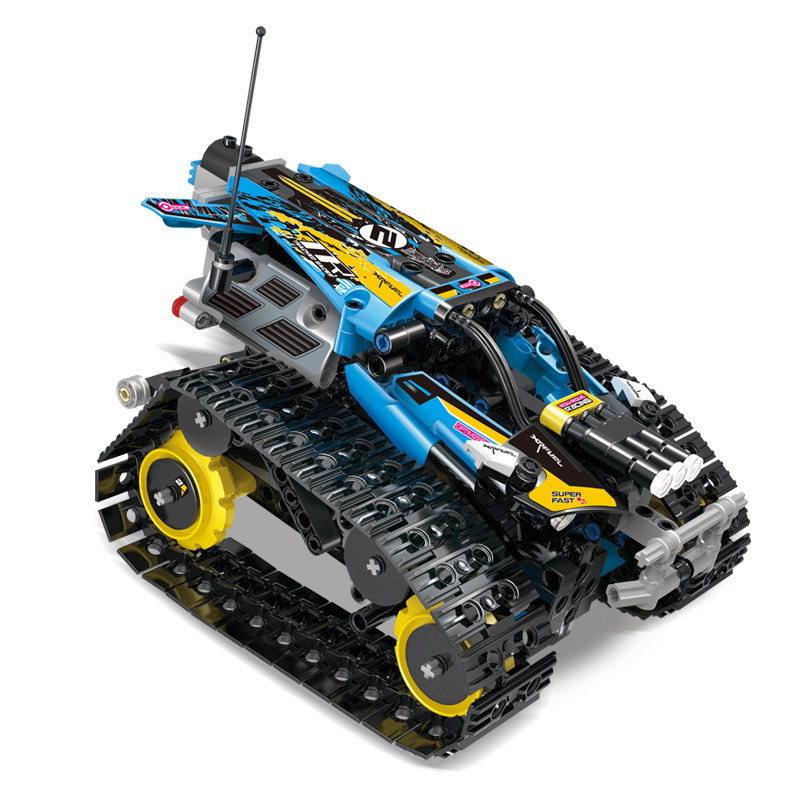 Technician mouldking 13032 remote-controlled stunt racer