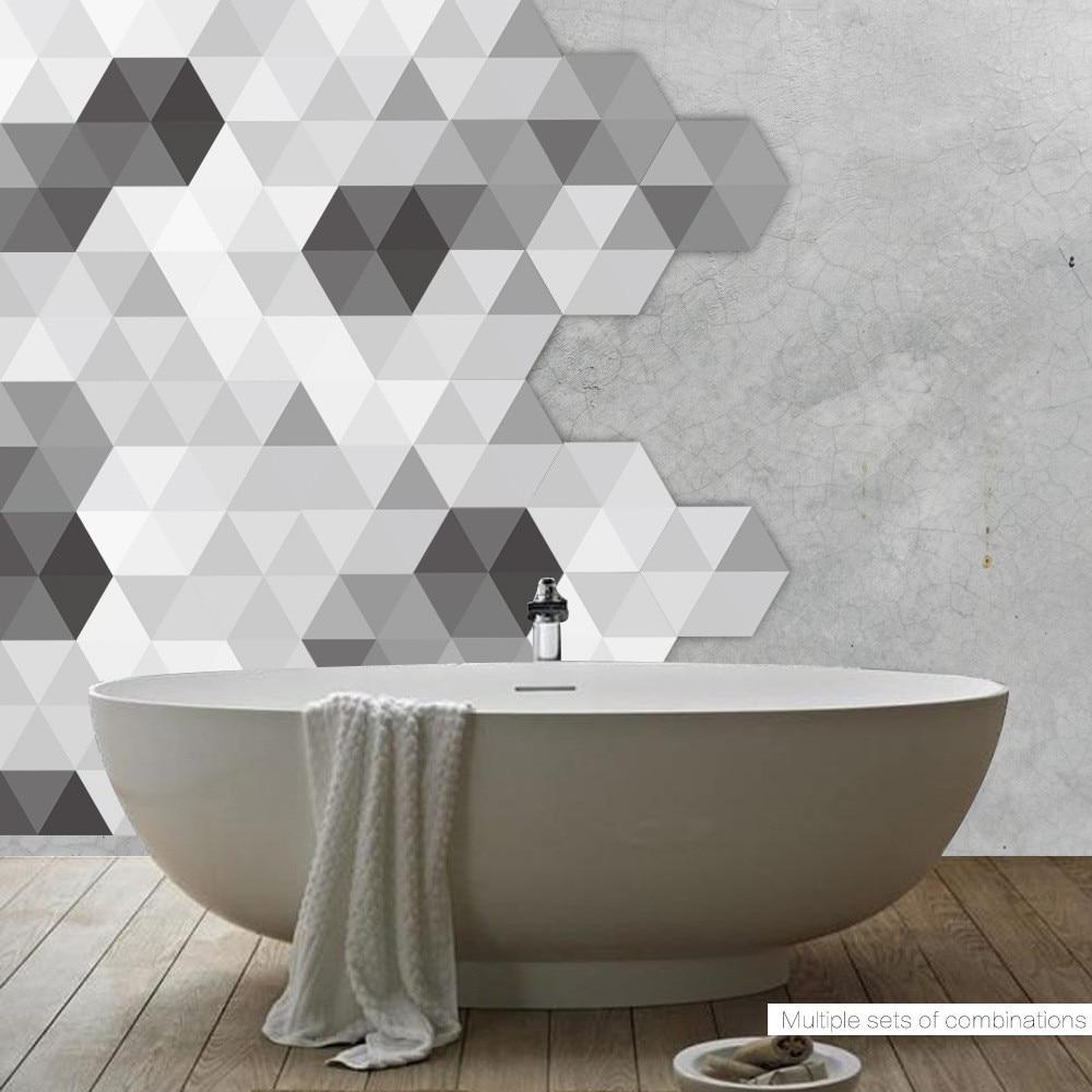 Online Shop Mediterranean style Self Adhesive Tile Art Wall Decal ...
