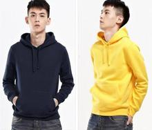 Casual Hoodies Men 2016 Spring Autumn Mens Hoodies Sweatshirts Cotton Slim Fashion Male Hooded Jackets Men Coat Polo Hoody