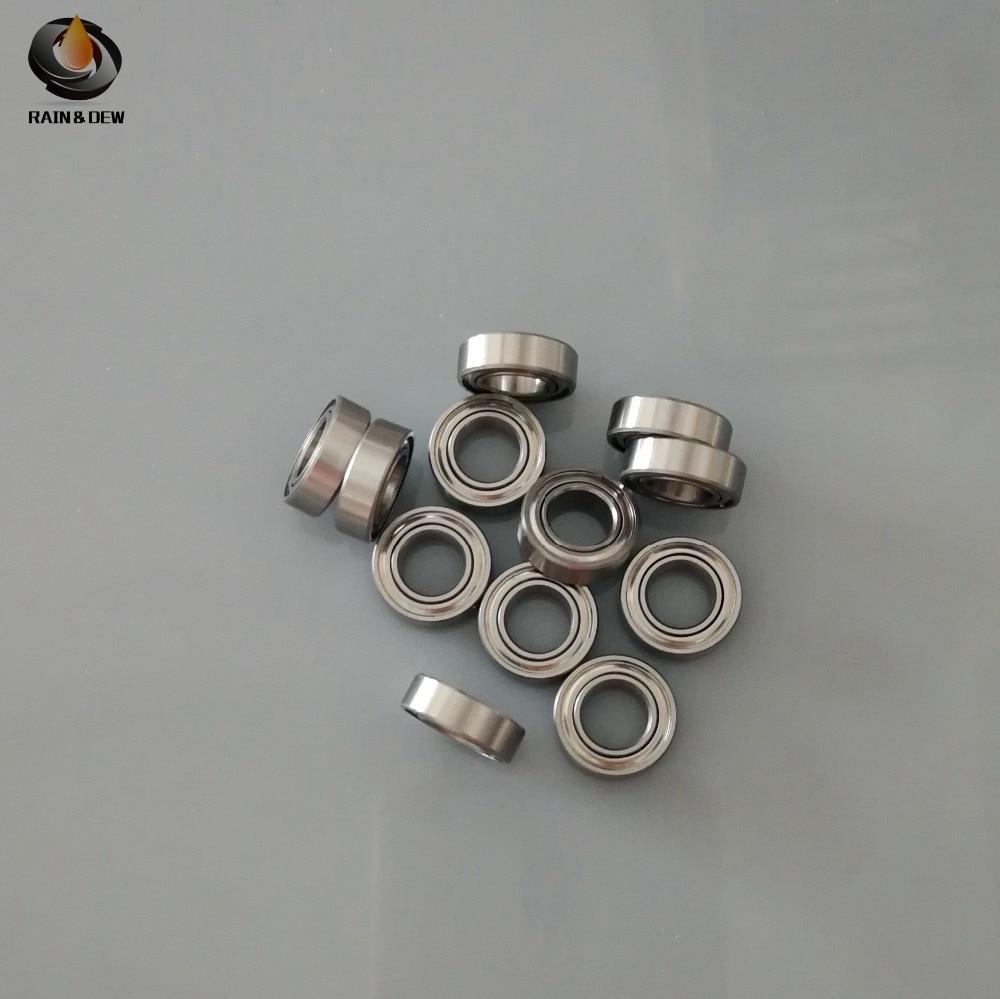 1 pc 7x13x4mm - 440C Stainless Steel Radial Ball Bearing ABEC-7 SMR137 ZZ