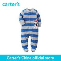 Carter S 1 Piece Baby Children Kids Cute Fleece Zip Up Sleep Play 115G170 Sold By