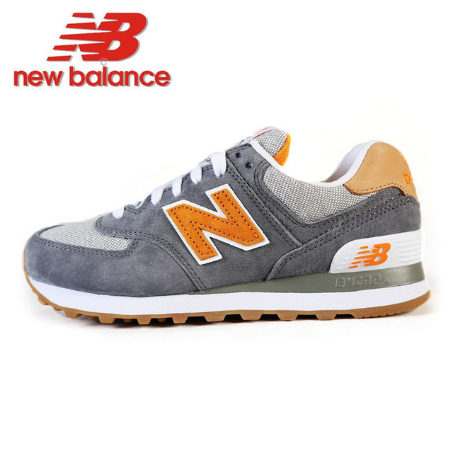 new arrival 2a8a6 a3f65 Original NEW BALANCE NB574 Men And Women Shoes Sneakers outdoor New Arrival  limited edition Badminton Shoes size 36-44