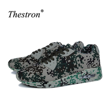 Couples Running Shoes Large Size 36-46 Camouflage Sneakers Spring Autumn Mens Walking Shoes Comfortable Female Jogging Footwear