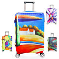 Travel Luggage Suitcase Protective Cover, Stretch, made for S/M/L/XL, Apply to 18-32inch Cases, Travel Accessories