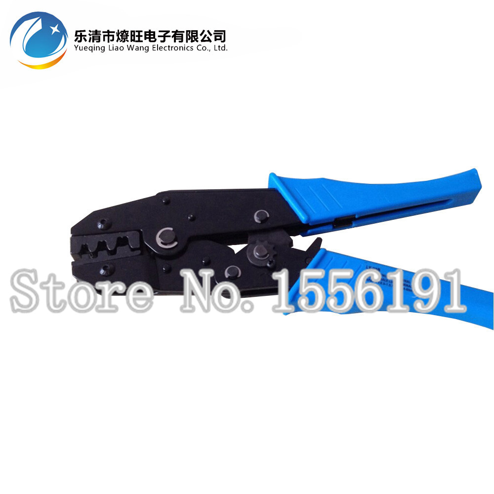 Wire crimping pliers LX-03B Terminal clamp pliers 20-10AWG Wire cutting mould crimping tool crimping plier 0.5-6mm2 цена