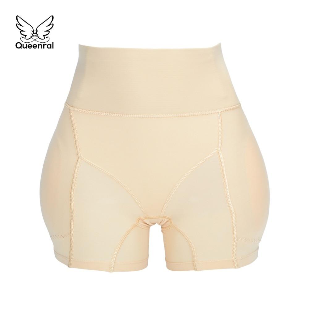 Butt lifter high waist Women Control briefs shaper waist trainer Seamless underwear Padded Pants Butt Enhancer hip pads Fake Ass
