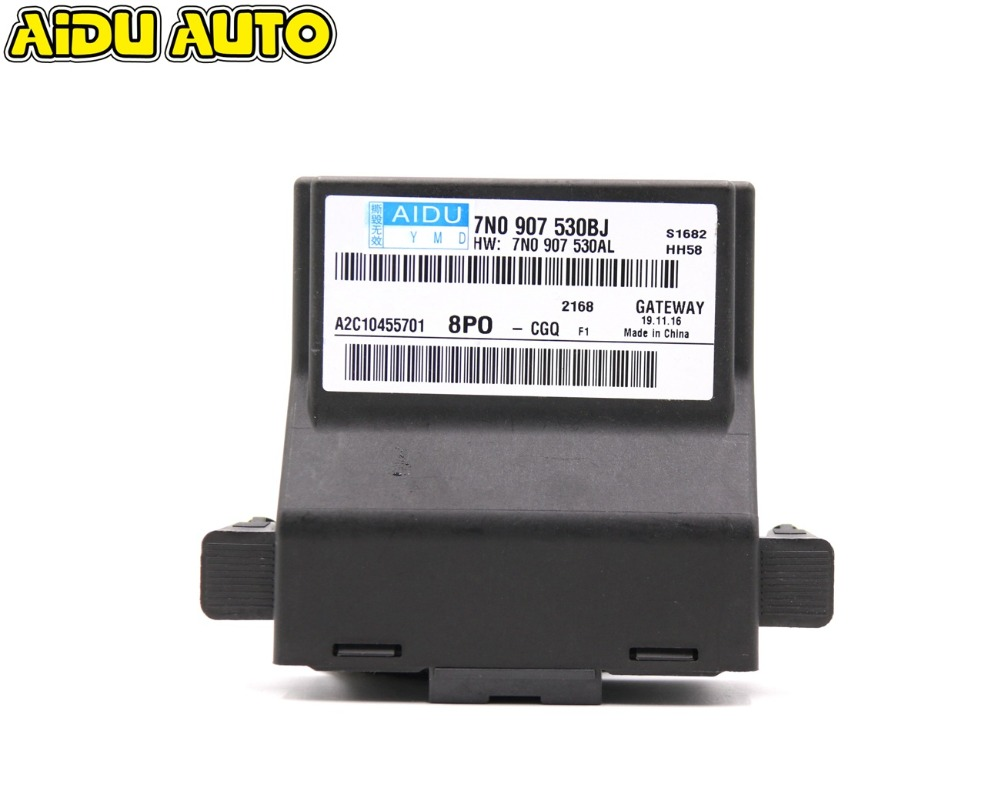 HOT SALE] Canbus Gateway 1K0 907 530 AD 1K0907530AD For Solving