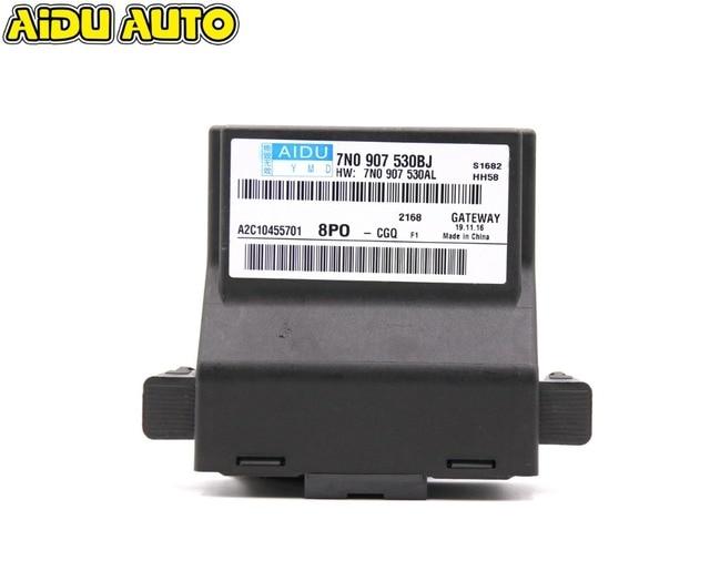 AIDUAUTO 7N0907530AH Canbus Gateway For VW Jetta 5 MK5 Golf 5 6 MK6 Touran Octavia 7N0 907 530 AH