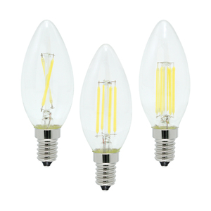 4W 8W 12W E14 LED Filament Lam