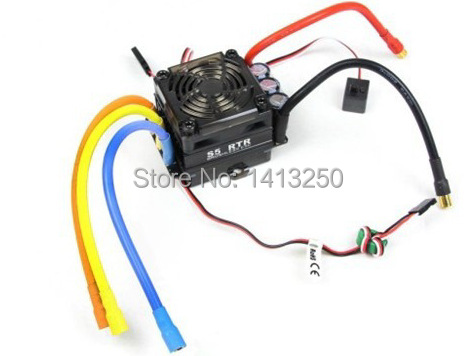 New arrival !!!  150A ESC For 1/5 scale E-Baja  TS-H214002  for baja parts , with free shipping. baja gt pig cage spotlights set ts h85232 for baja parts black orange and blue choose with free shipping