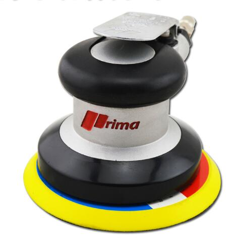 ФОТО PRIMA 5inch Disc Sand Pneumatic Air Grinding Machine Polishing Machine Grinder S