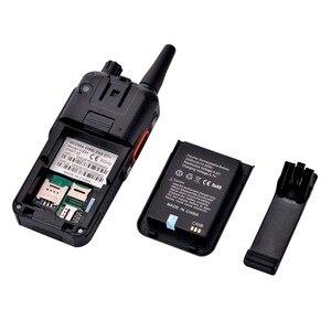 Image 2 - Anysecu WCDMA GSM 3G Wi Fi радио G22 + Android система FM trancever 3G 22PLUS F22 сетевая радио работает с Real ptt/Zello