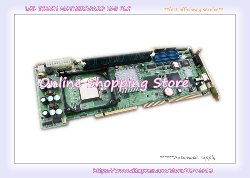 Industrial motherboard SBC-860 REV:A1.2 with CPU memory original and sbc 860 rev a1 2 47 high quality