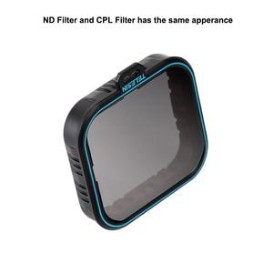 Image 4 - Фильтр для объектива TELESIN для дайвинга поляризованные фильтры CPL фильтры ND 4/8/16 фильтры для GOPRO HERO 5 6 7 hero 7 hero 5 hero 6 защита