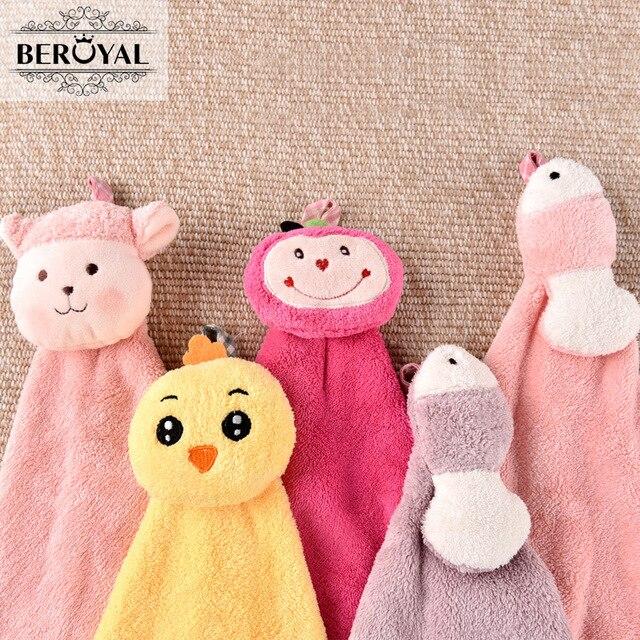 beroyal brand high quanlity kitchen towel 1piece microfiber towel