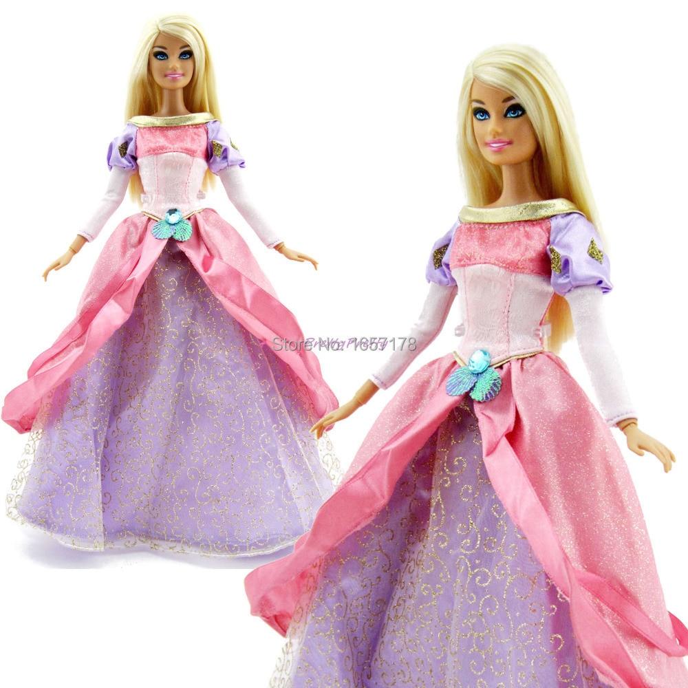 Envío gratis ropa Original cuentos de hadas princesa Ariel partido ...