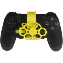 Гоночные игры мини рулевое колесо вспомогательный контроллер игровой джойстик гоночные игры симулятор геймпад для симуляторов для PS4 аксессуар