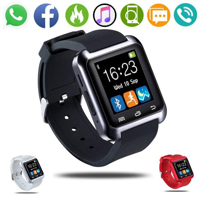 Reloj inteligente BANGWEI reloj de pulsera Digital con reloj de pulsera Bluetooth  reloj inteligente deportivo para eaa29d74e51