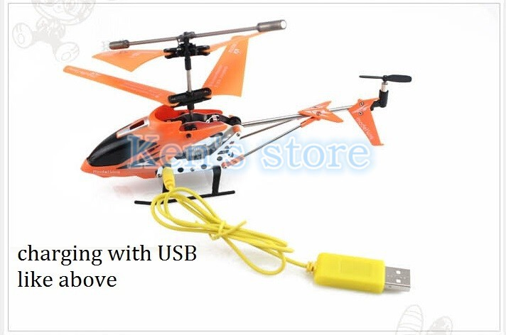 Helicopter Control Light RC 16