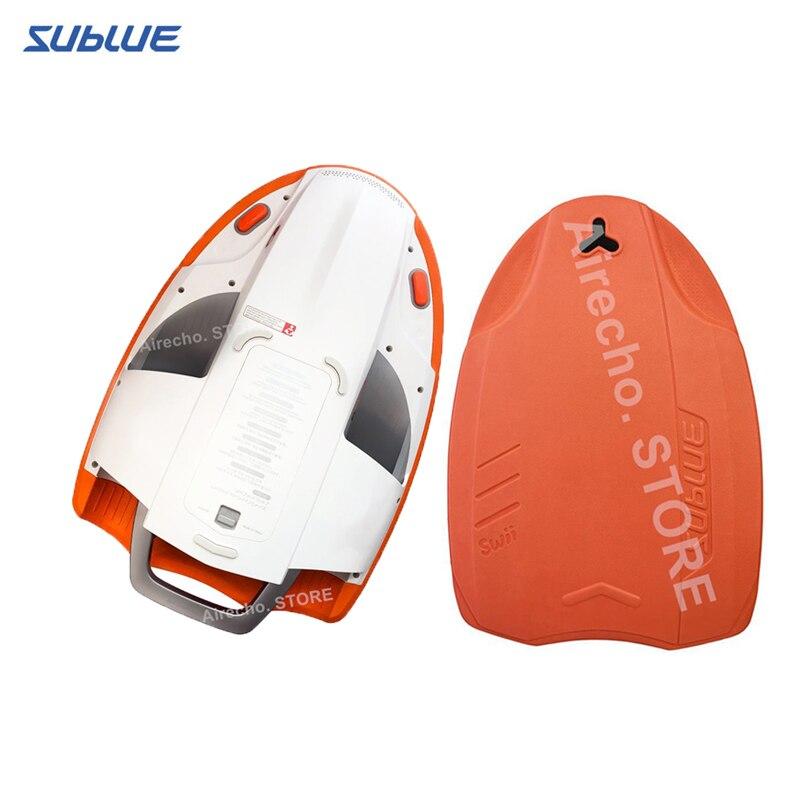 Sublue Swii Scooter de flottabilité électronique pour enfants adulte natation débutant électrique flottant équipement de dérive