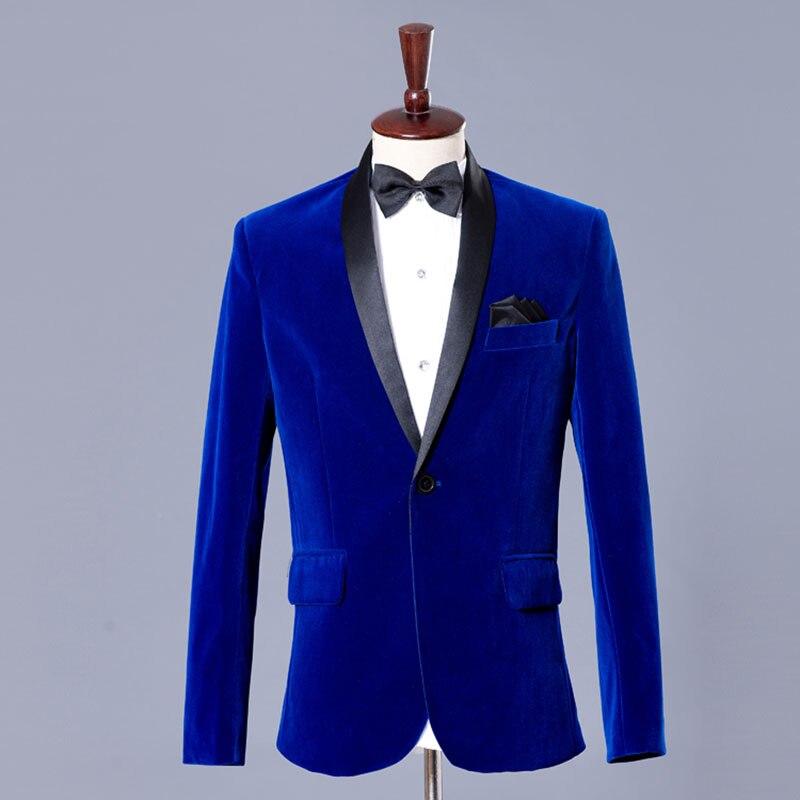블루 벨벳 재킷 남성 벨벳 재킷 재킷 망 벨벳 재킷 남성 재킷 디자인 재킷 masculino