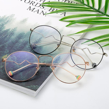 Anti Blue Light Blocking Glasses Computer Round Fashion Monitor Screen Eyewear Accessories KX89043