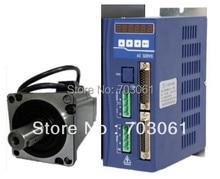 2 sets 400w AC servo motor kit and 1 set 750w servo kits with 6 meters cables  servo motor drive servo motor for sewing machine