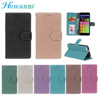 Luxury PU Leather + Silicone Phone Case For Huawei Honor Bee Case 4.5