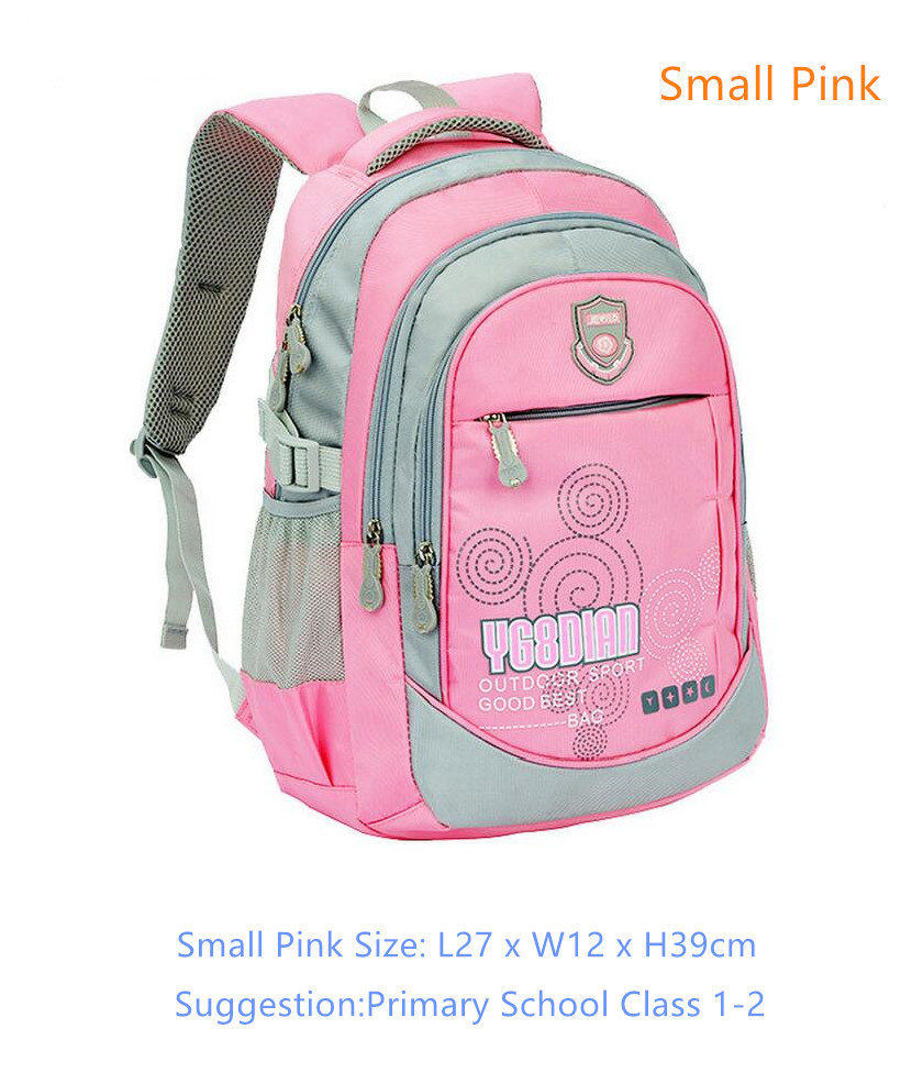 small pink